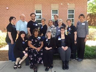 Brandon Library Staff 2019