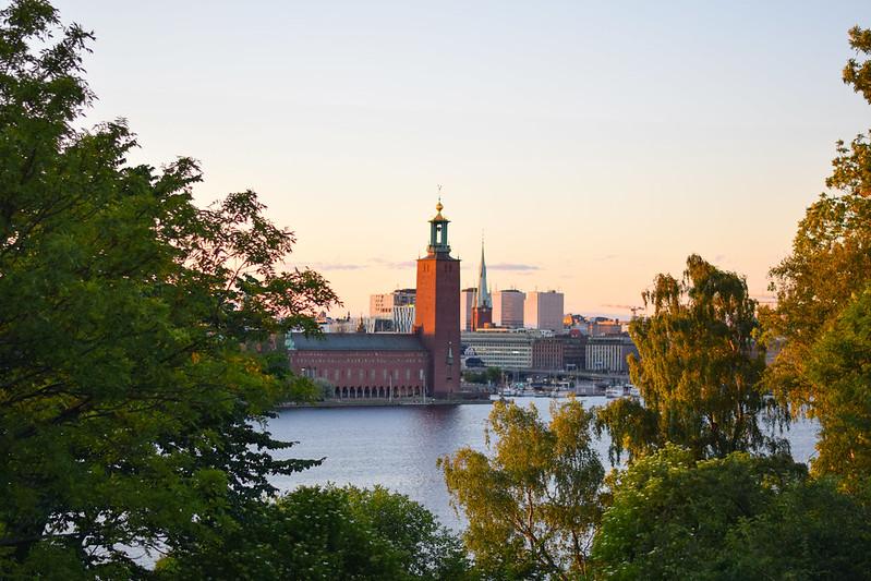 Sommarstockholm skinnarviksparken