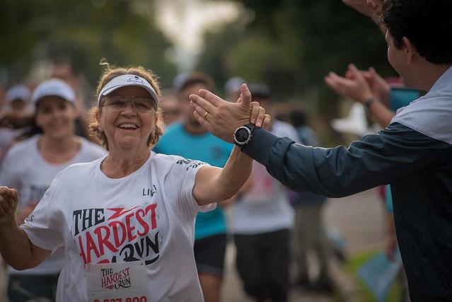 The Hardest Run 2019