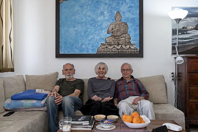 Jerry, Sheila & Yosi