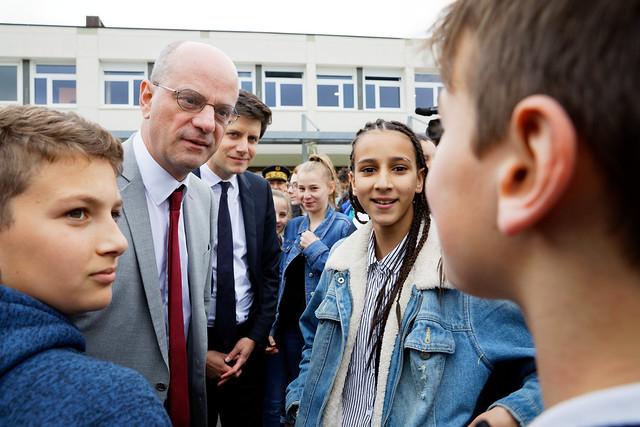 Cités éducatives: déplacement dans le Pas-de-Calais