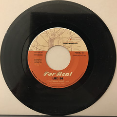 FOR REAL:LIKE I DO(RECORD SIDE-B)