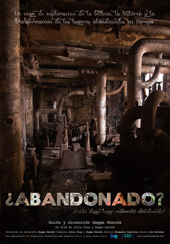 Spanish Abandoned? film poster