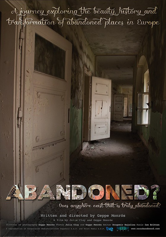 English Abandoned? film poster