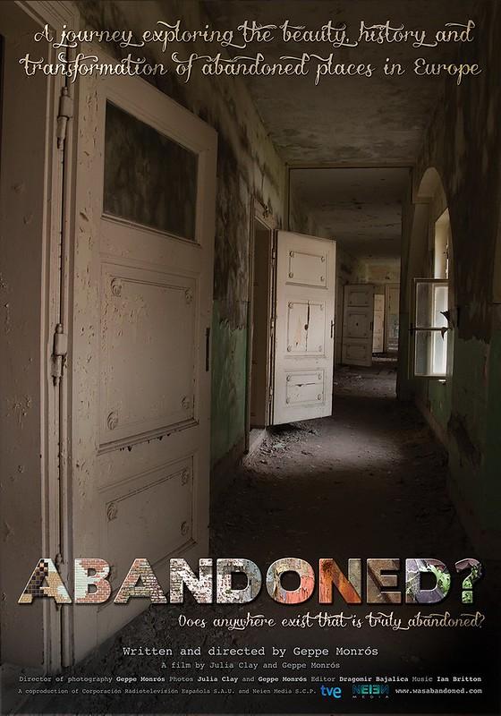 English Abandoned? film poster