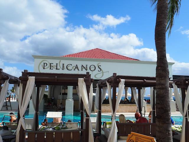 P1212060 ハイアットジラーラカンクンホテル PELICANOS(ペリカノス) Hyatt Zilara Cancun レストラン ひめごと