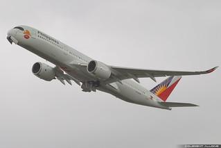 Philippine Airlines Airbus A350-941 cn 303 RP-C3508