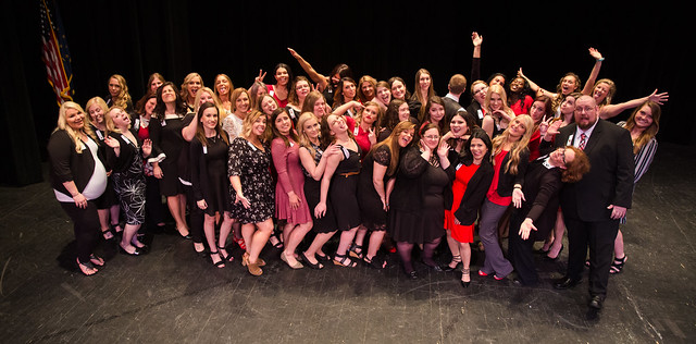 School of Nursing Recognition and Pinning Ceremony - 2019