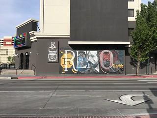 Reno street art