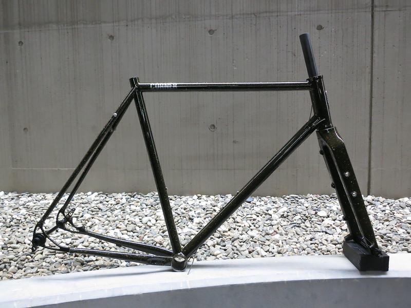 Corner Bikes Gravel Camo FF