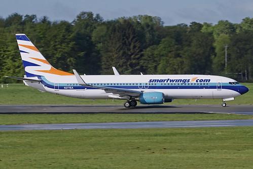 N277EA 190504 B73H 32359 Smartwingseal HAM IMG_111024   by aircraftstalker