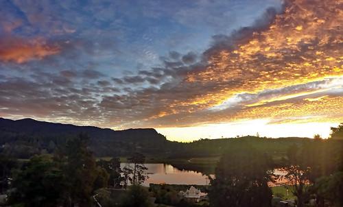 srilanka nuwara eliya sonnenaufgang sunrise