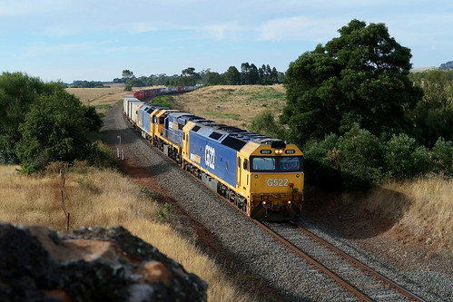 canon canonpowershot railroad railways railway train trains locomotive locomotives freighttrain australiantrains victorianrailways diesel diesels