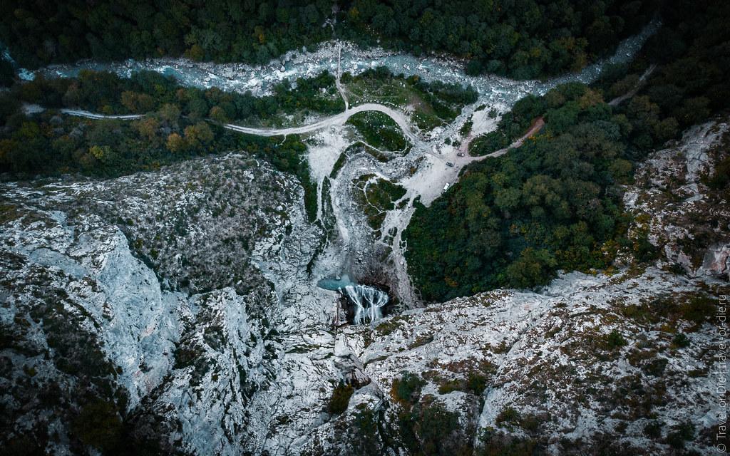Gega-Waterfall-Гегский-Водопад-Abkhazia-dji-mavic-0713