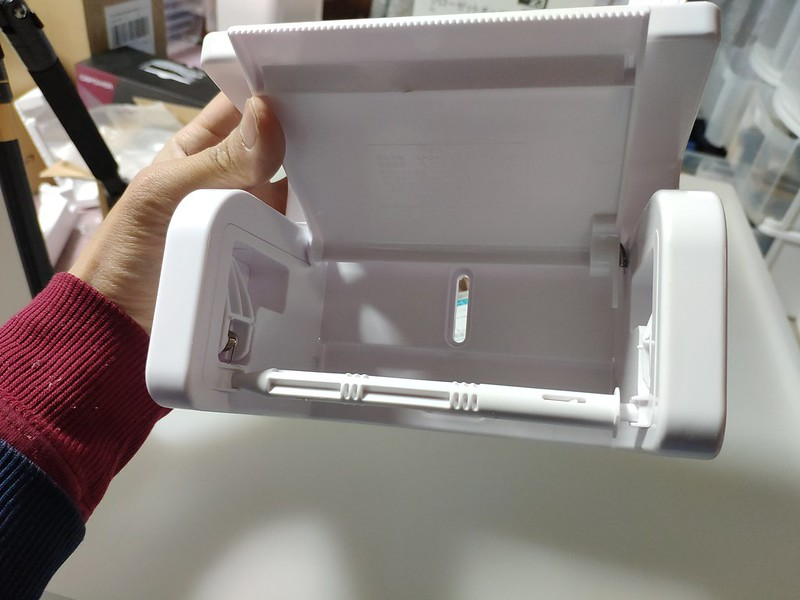 トイレットペーパーホルダーを交換 (15)