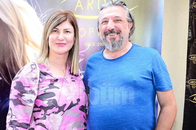 Aliye Aydoğan, Salih Sıray.