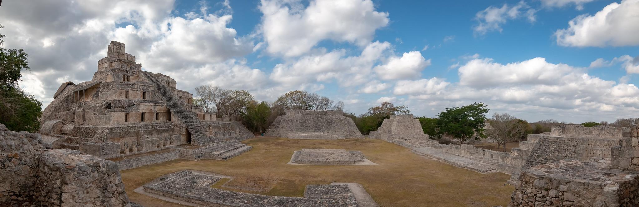 Edzna- Campeche - [Mexique]