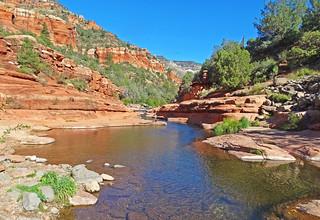 Oak Creek Canyon, Arizona 2015
