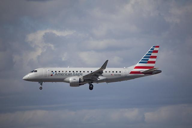 N209NN Embraer ERJ-175LR Compass Airlines / American Eagle