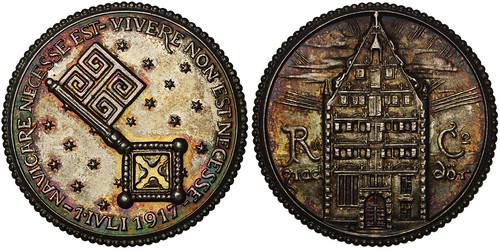 Bremen Silver Medal