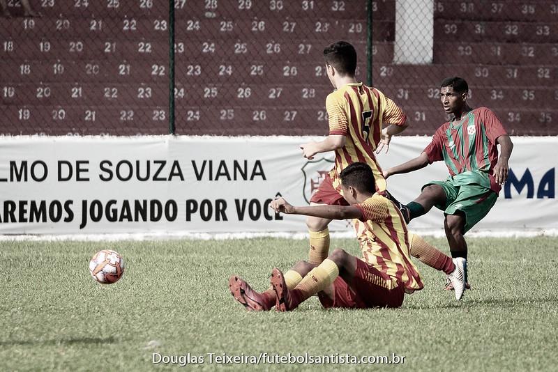 Portuguesa Santista 0 x 0 Jabaquara (Sub 15)