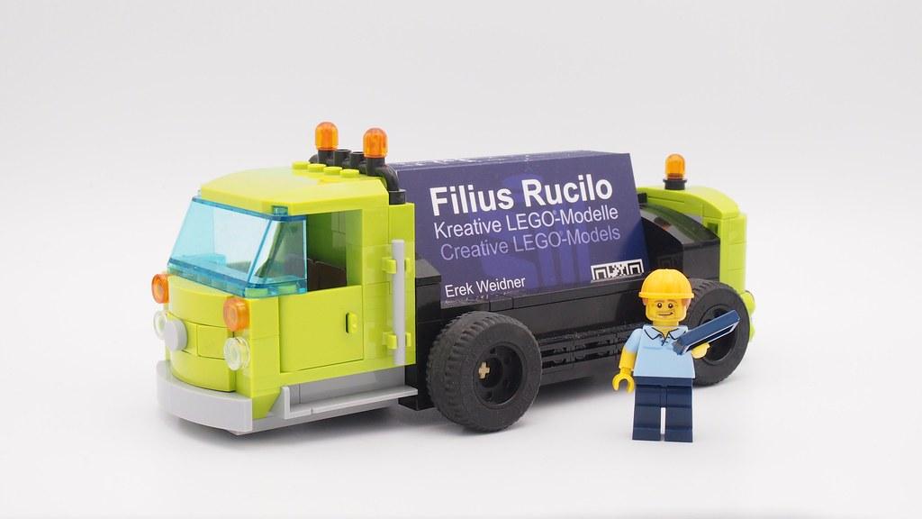Business Card Truck Visitenkarten Lkw Filiusrucilo Flickr