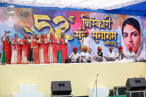 Devotional song by Kavita and Saathi from Navi Mumbai MH