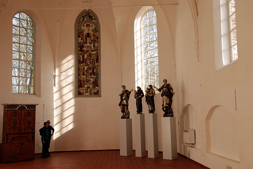 Alter Rheder Sankt Nikolauskirche.