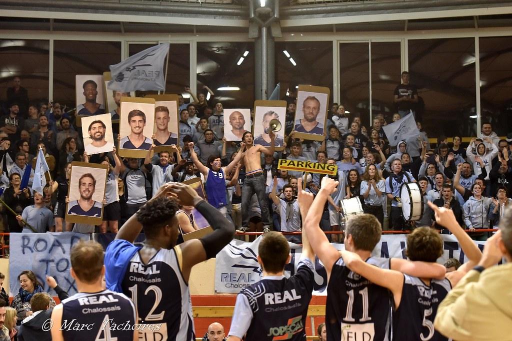 Demi Finale Coupe des Landes 2019 - REAL CHALOSSAIS - H D C