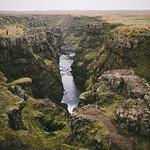 Kolugljúfur Canyon