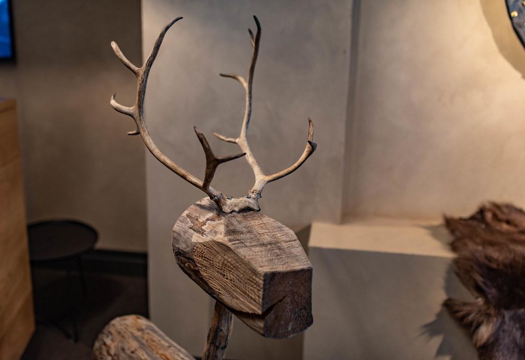 lapland hotels bulevardi reindeer