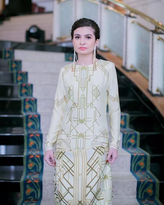 Koleksi Raya Creacion Siti Nurhaliza Ketengahkan Konsep Art Deco