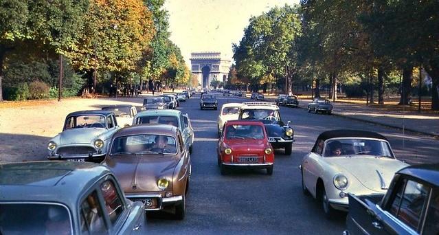 75 PARIS Les Champs  1962
