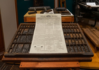 bb METC  press and a newspaper-02447 | by PatersonGreatFalls -A Visual Reference for Teacher