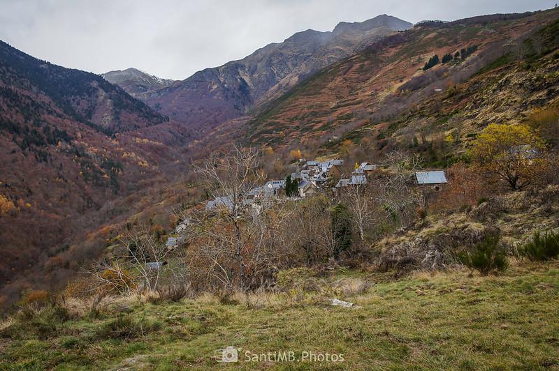 Bausen desde Taishoères