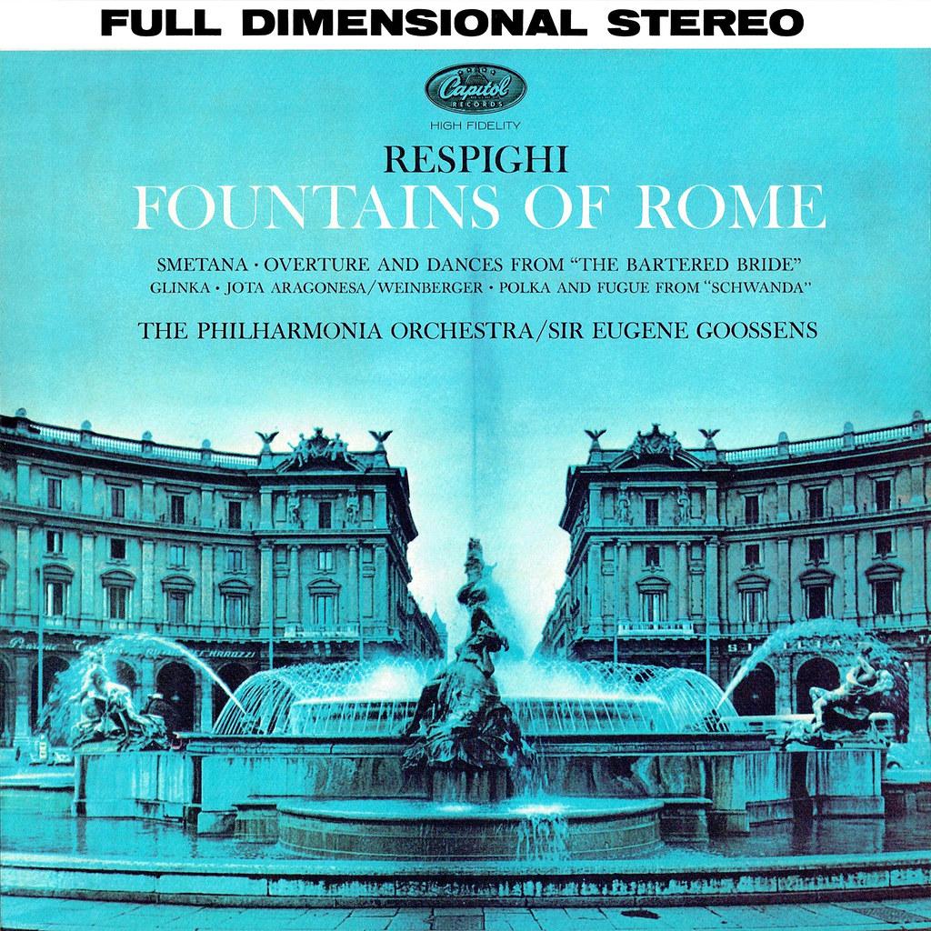 Ottorino Respighi - Fountains of Rome