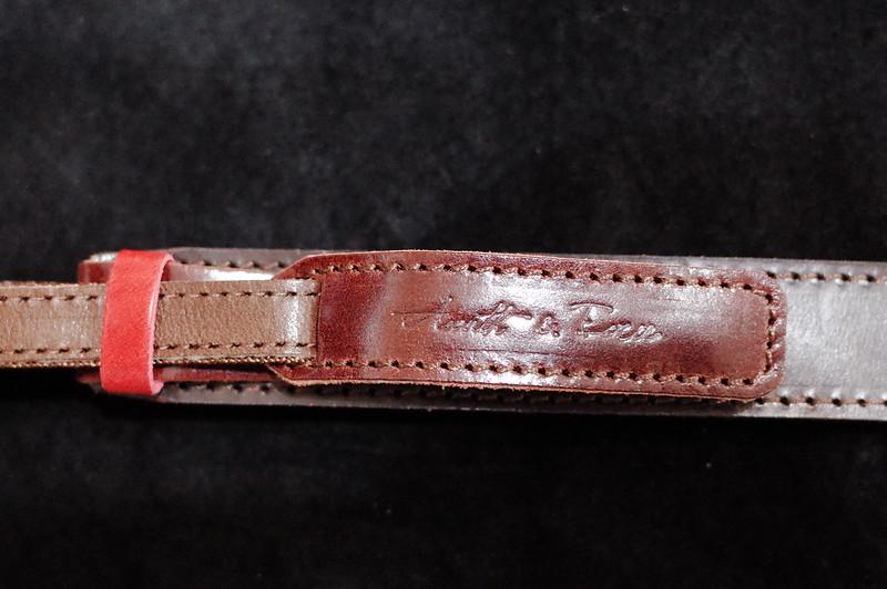 カシェ レッタ for LEICA チョコ120cmロゴ