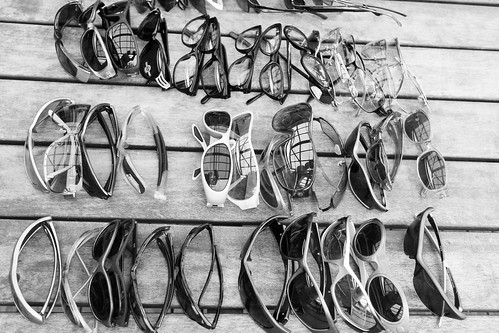 Sunglasses Assortment (Monochrome) 02
