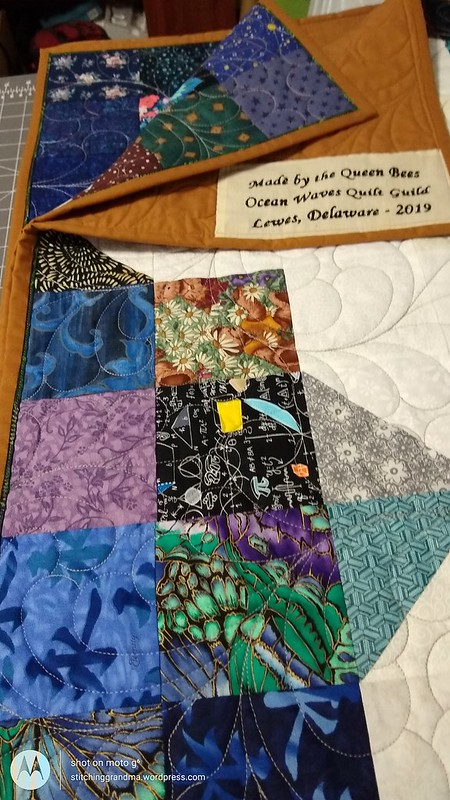 Queen Bees Carolina Hurricane Quilt