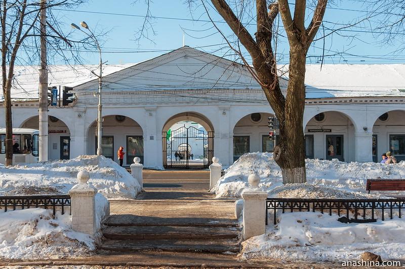 Гостиный двор (Красные ряды), Кострома