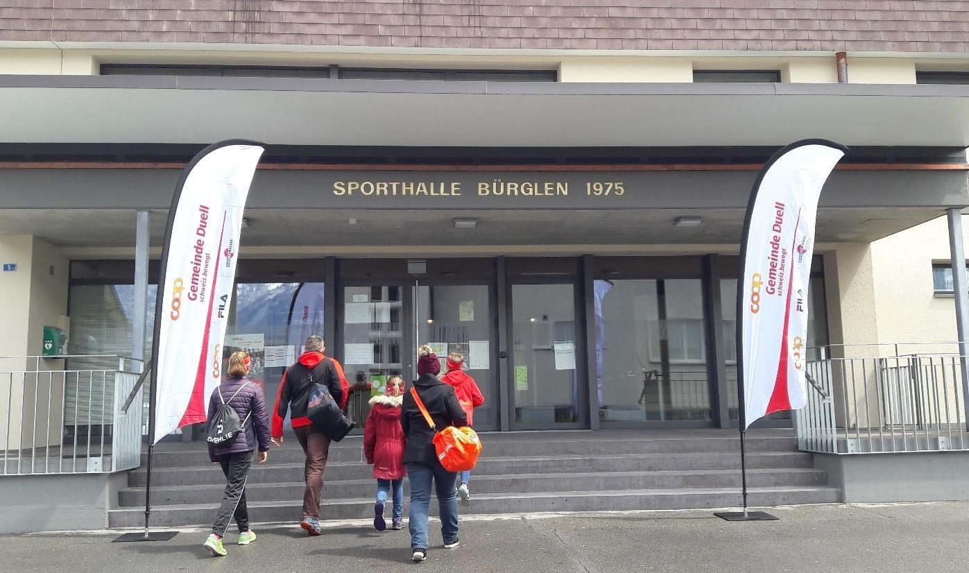 Die grösste Turnstunde der Schweiz