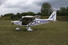 G-CLEY Best Off Skyranger [BMAA HB 707] Popham 040519
