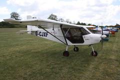 G-CJXF Best Off Skyranger [BMAA HB 696] Popham 040519