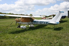 G-BPAW Cessna 150M [150-77923] Popham 040519