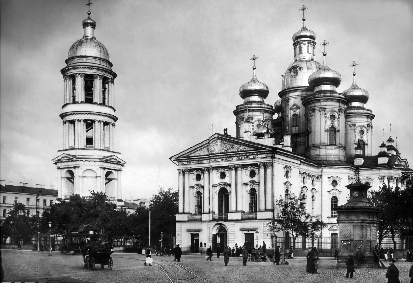 Церковь Владимирской Божией Матери