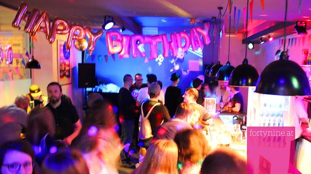 1 Jahr Queer Bar forty nine