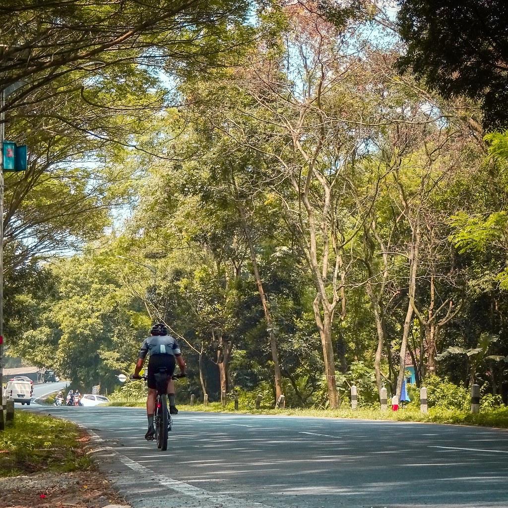 Bandung-Pangandaran Endurance Cycling Take-away