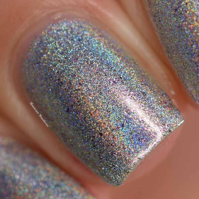 Girly Bits Holo From The Other Side swatch