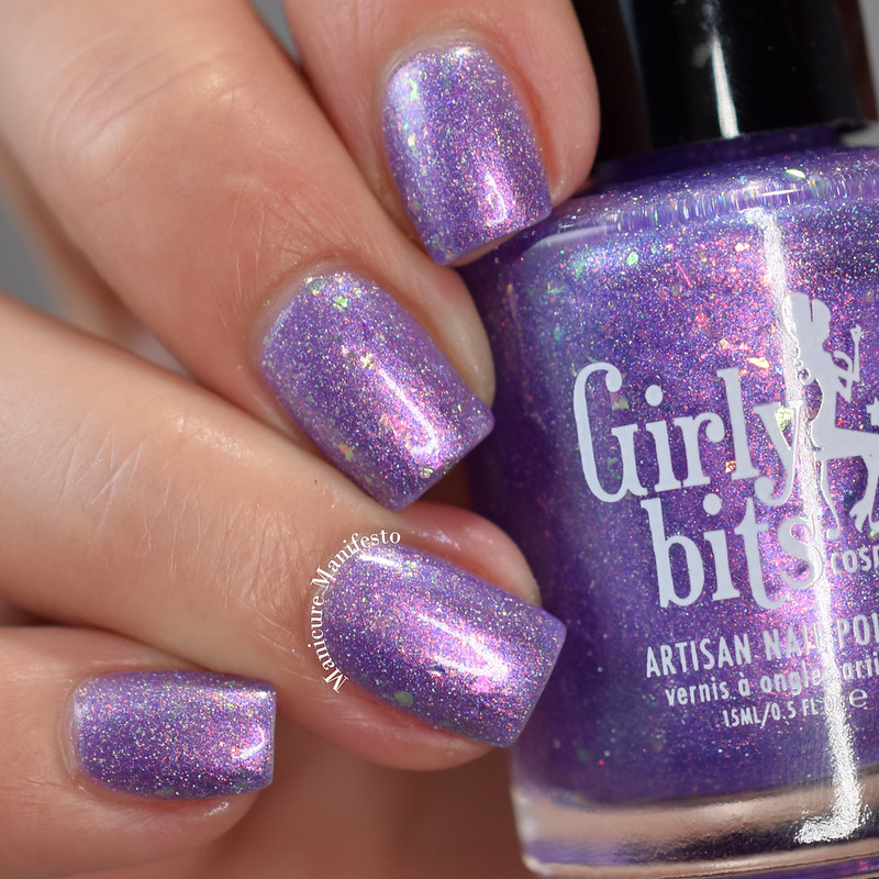 Girly Bits Crocus Pocus review