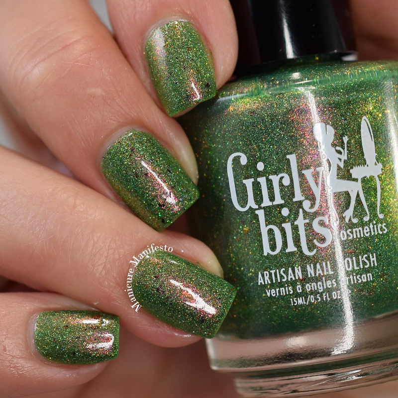 Girly Bits Absinthe Fairy